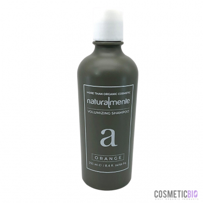 Shampoo Volumizzante all'Arancio (Orange Shampoo) » Naturalmente