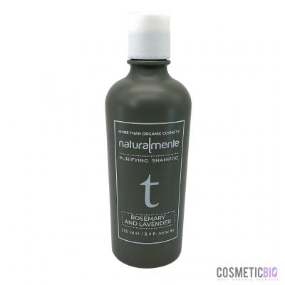 Shampoo Purificante al Rosmarino e Lavanda (Rosemary Lavender Shampoo) » Naturalmente