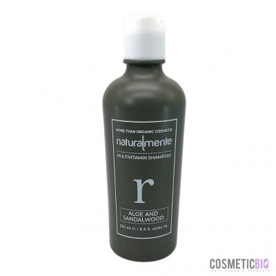 Shampoo Nutriente all'Aloe e Sandalo (Aloe Sandalwood) » Naturalmente