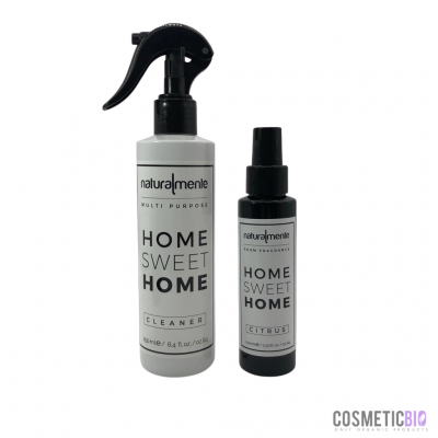 Profumo Ambiente e Spray Multiuso (Home Sweet Home) » Naturalmente