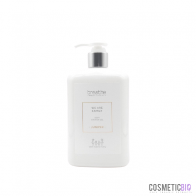 Doccia Schiuma Juniper (Body Shower Gel) » Breathe