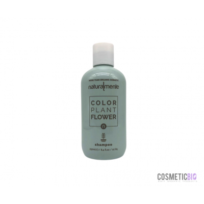 Shampoo Lucidante COLOR PLANT FLOWER (Polishing Shampoo) » Naturalmente