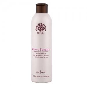 Shampoo Aloe e Sandalo